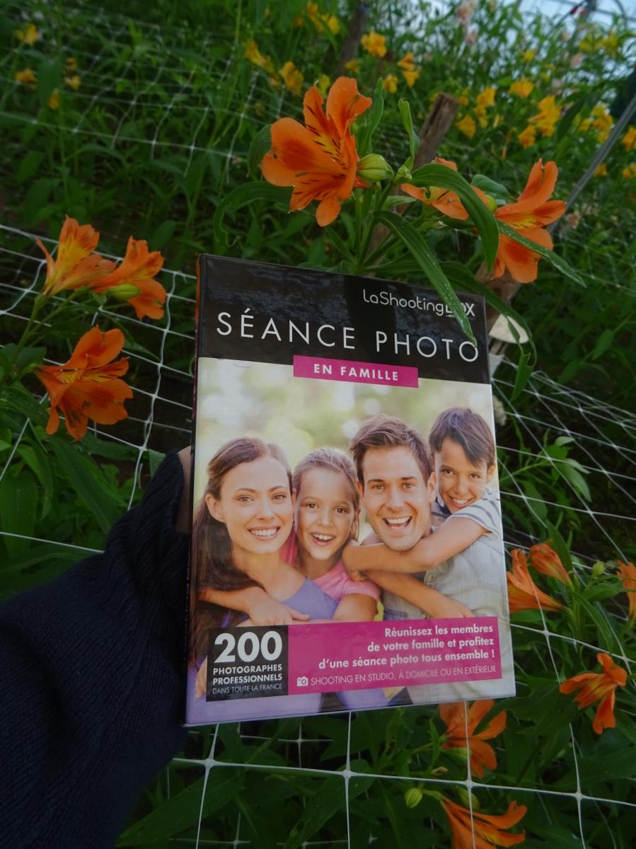 Mon premier Shooting Photo en Famille je l'ai réalisé avec La Shooting Box